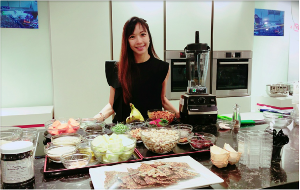 Tiffany Wee, Singapore's Naturopath, shares how mindfulness has changed her life